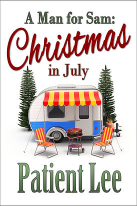 A Man for Sam: Christmas in July Cover