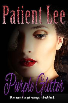 Purple Glitter Cover