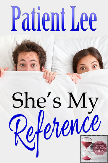 She's My Reference Cover