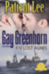 Gay Greenhorn on the F/V Lost Agnes Cover