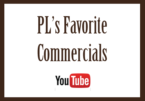 Patient Lee's Favorite Commercials