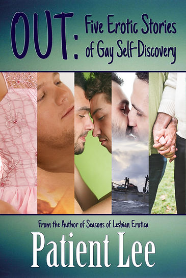 OUT: Five Erotic Stories of Gay Self-Discovery Cover