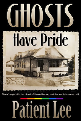Ghosts Have Pride Cover