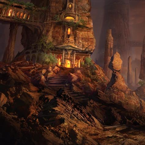 Campanha de RPG Homebrew | Criando um cenário do zero