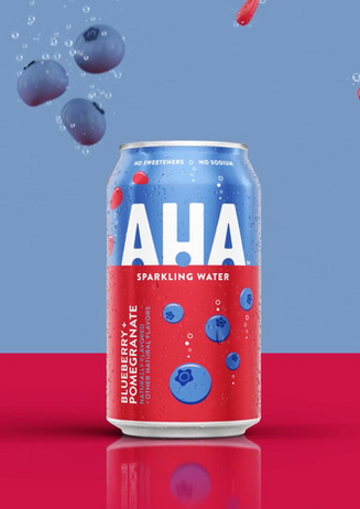 Coca-Cola AHA