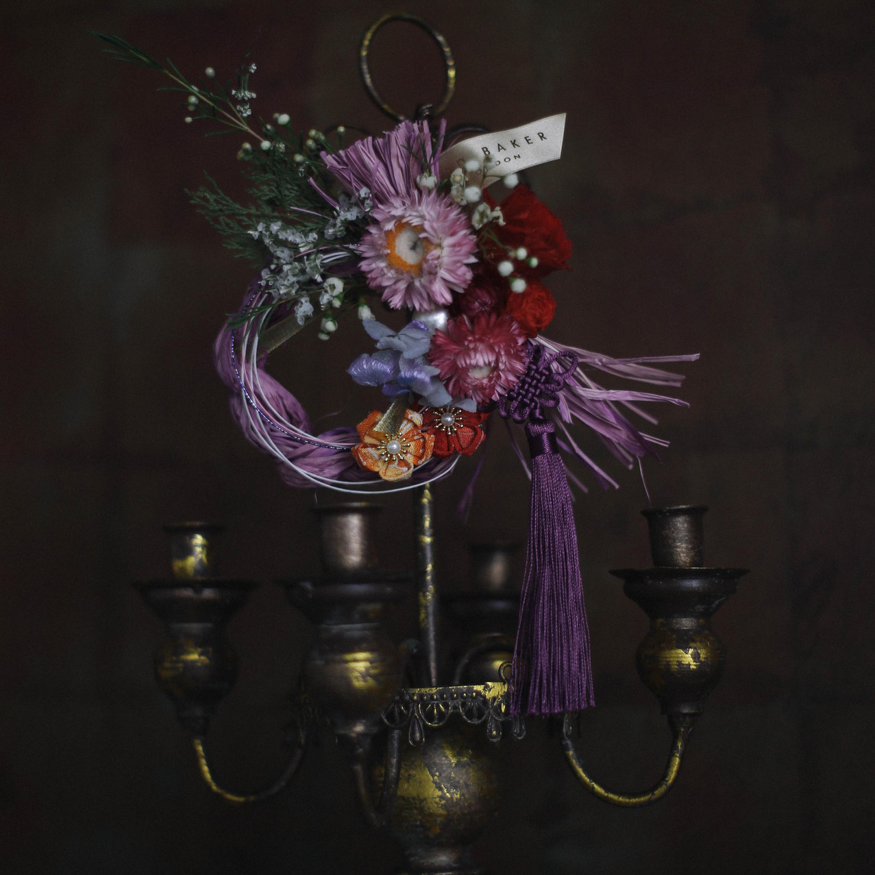 """Ted Baker - New Year's Wreath"""