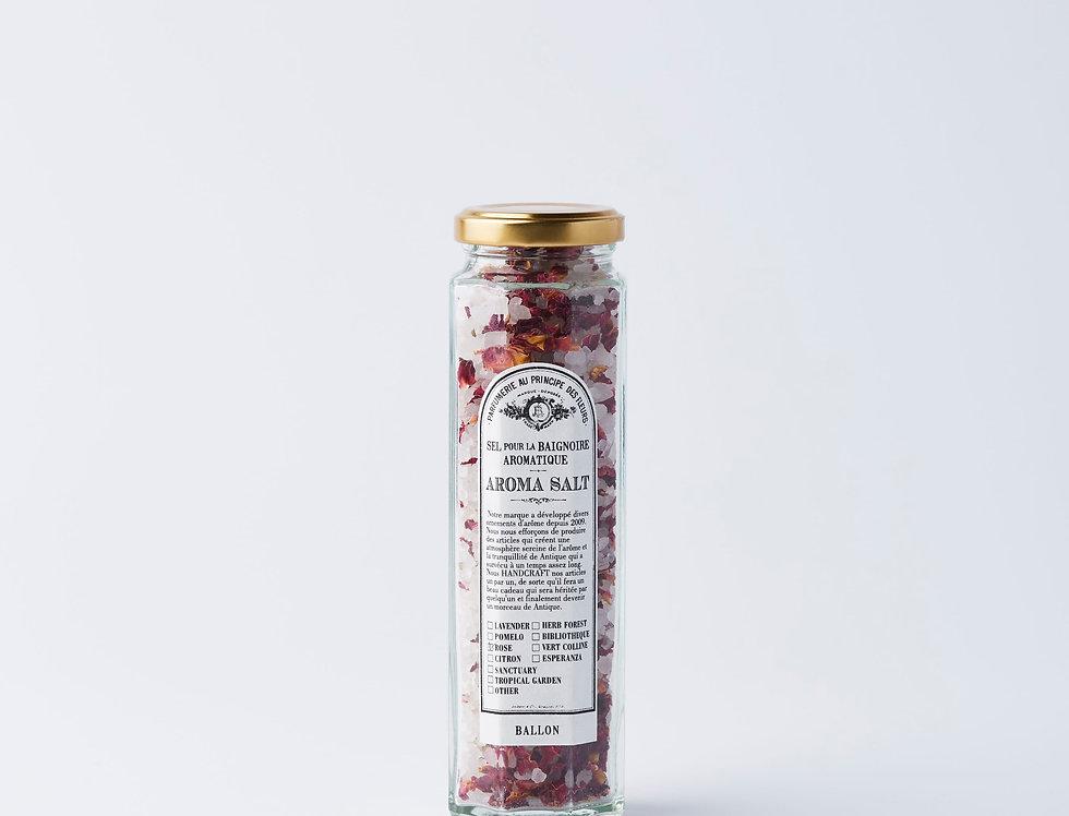 ROSE -優雅芳香的大馬士革玫瑰浴鹽
