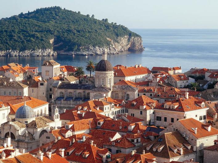 克羅地亞的Dubrovnik。