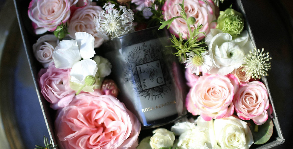 《Boîte de Fleurs Parfumée》