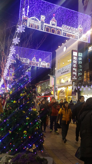 BIFF Street, Bupyeong and Gukje Market