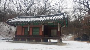 Gyeongbukgung Palace and its secret garden