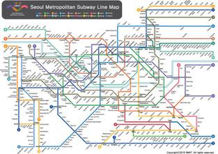 Korea- Transportation, Maps, Schedules
