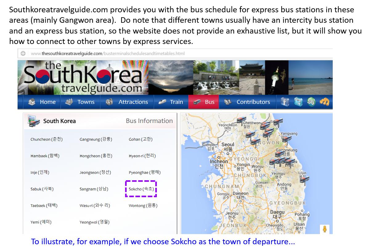 Gangwon travel 1