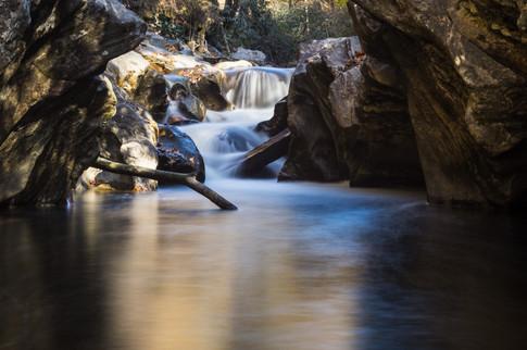 Small Falls on the Tallulah River