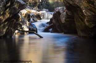 Falls on the Tallulah River