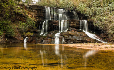 Second Falls on Falls Creek