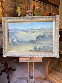 Samuel John Lamorna Birch Landscape