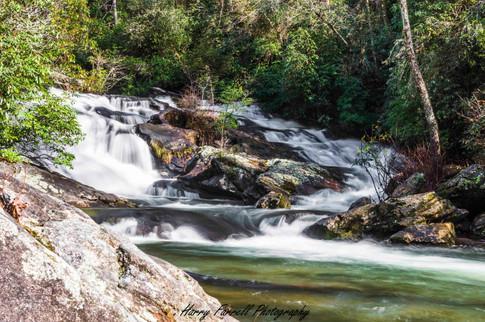 Falls on Big Creek