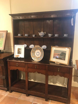 Georgian Oak & Elm Welsh dresser
