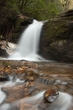 Falls on Dodd Creek
