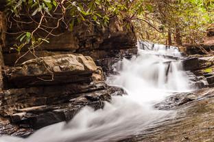 Sluice on Panther Creek