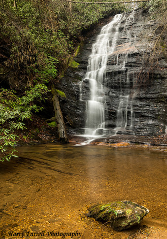 First Falls on Falls Creek