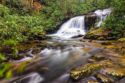 Wildcat Creek Falls