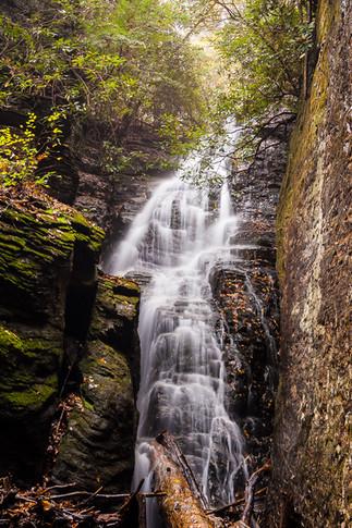 Upper Raven Cliff Falls