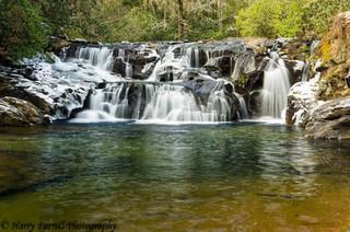 Waters/Dicks Creek Falls