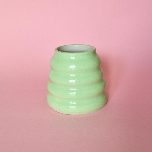 Wiggle Pot - Lime