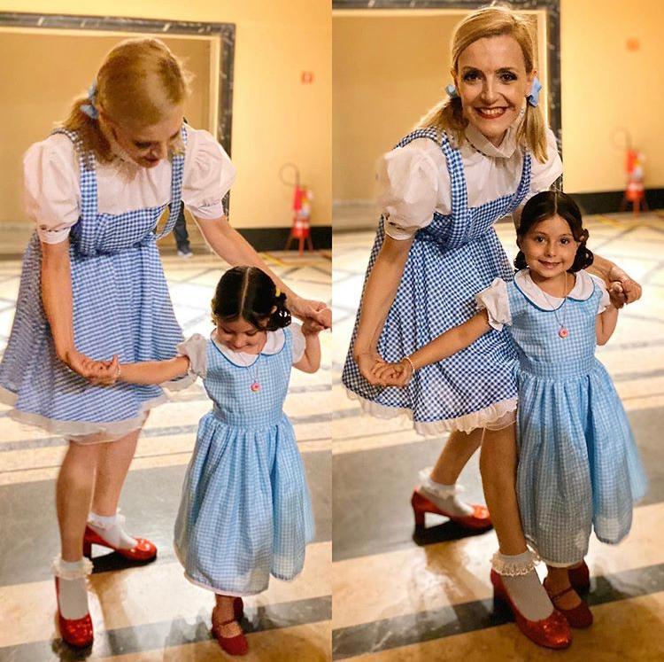 As Dorothys  - carinho do publico!