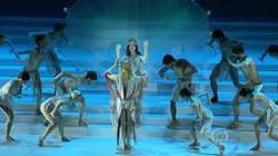 Afrodite - Estréia Mundial da Ópera Fedra e Hipólito 2013 Palácio das Artes, Belo Horizonte, MG Orqu