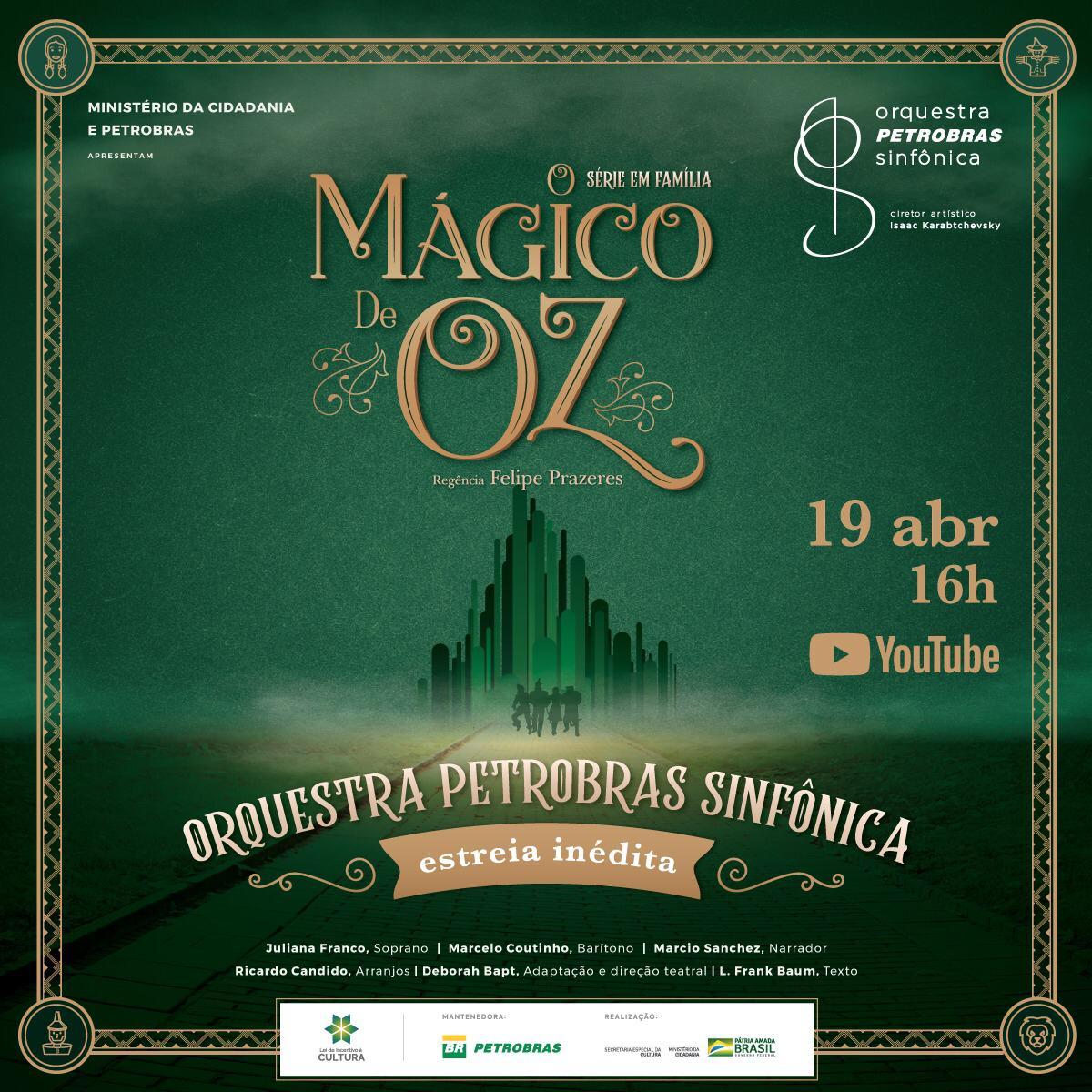 Magico de Oz 2019