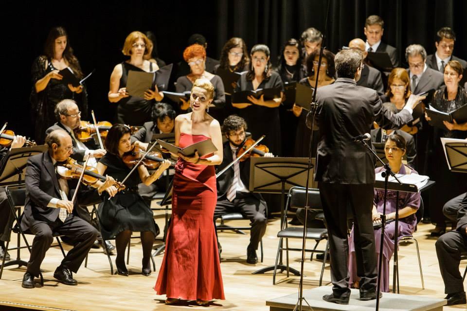 Concerto com OSB no BNDES