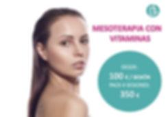 mesoterapia con vitaminas, medicina estetica malaga, clinica estetica malaga, dermolaser malaga