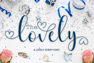 The Lovely - Font