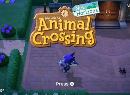 Animal Crossing: New Horizons - Cool Creatures