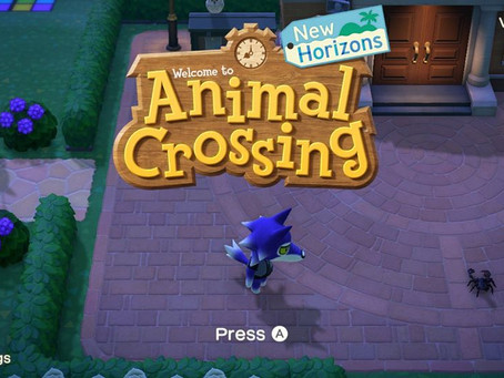 Animal Crossing: New Horizons - Cool Creatures