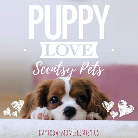 SCENTSY PETS - PUPPY LOVE