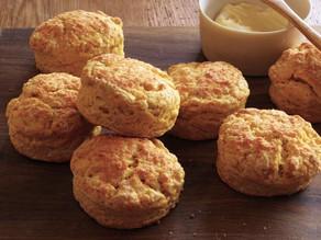 Easy Dinner Sides - Pumpkin Biscuits