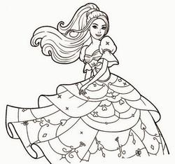 barbie-princess-charm-school-coloring-pages-electic-about-barbie-coloring-page