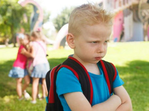 Does bullying start younger than we think?