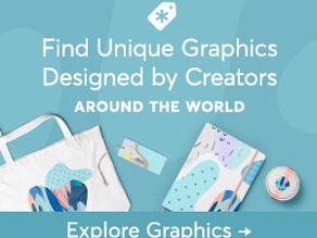 NEW - FREE Creative Market Graphics