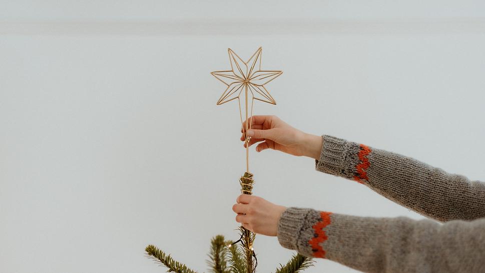 Caring Christmas Tree 13