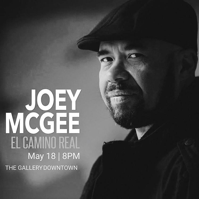 Joey McGee - El Camino Real Album Release!