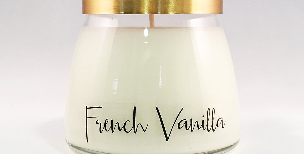 Kasbah vibe candle - French Vanilla