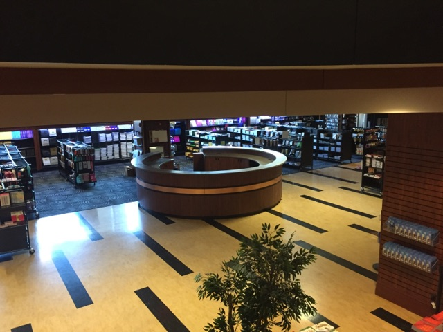 MIZZOU Retail Display