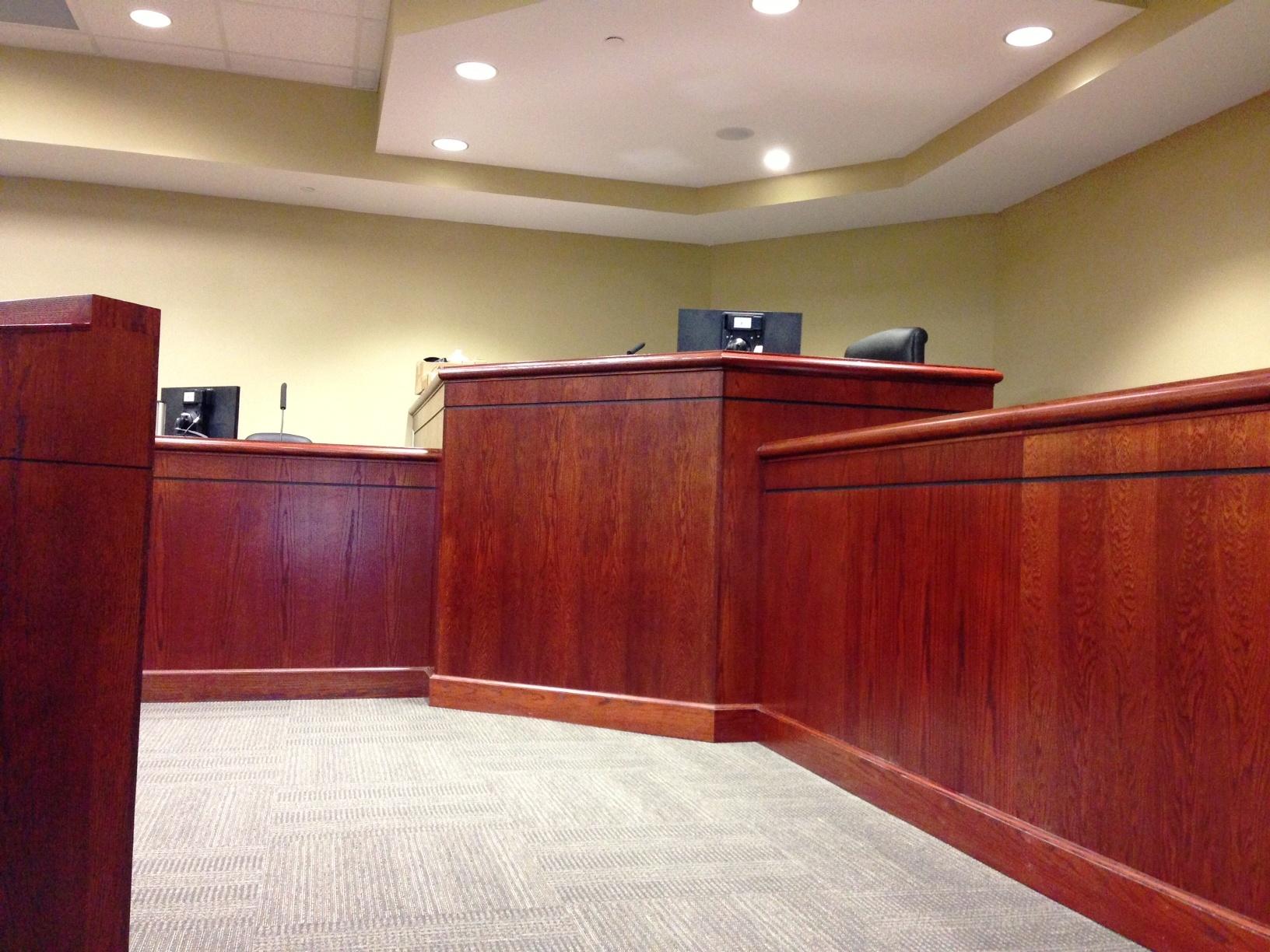 Dekalb Court Room
