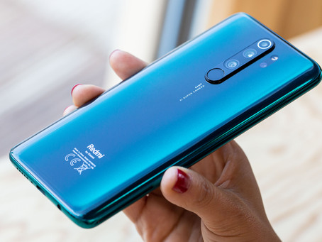 Redmi Note 8 passa os Galaxy e se torna o Android mais vendido do final de 2019