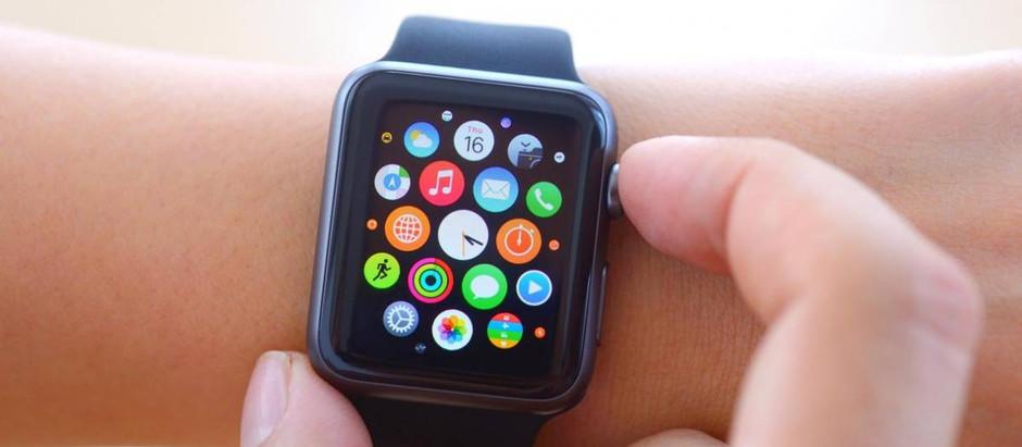 Apple segue como líder nas vendas mundiais de smartwatches
